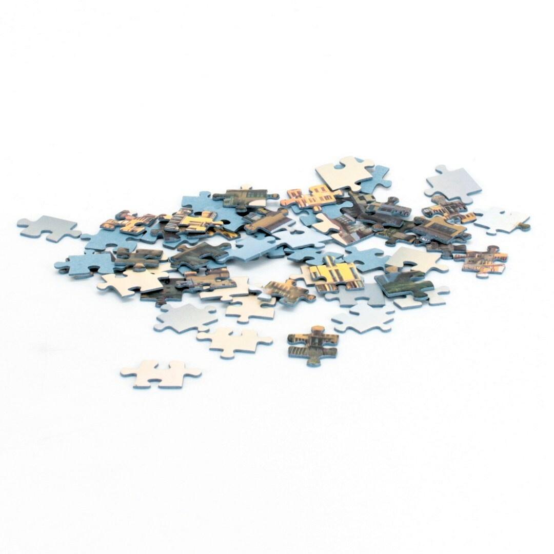 Rodinné puzzle Ravensburger 16526-1 Itálie