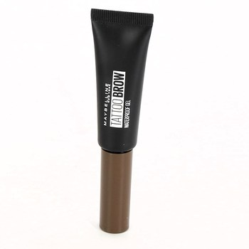 Gel na obočí Maybelline Tatoo Brown