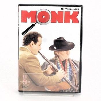 DVD Monk 10: Pan Monk a rusovlasý cizinec