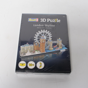 3D puzzle Revell London Skyline