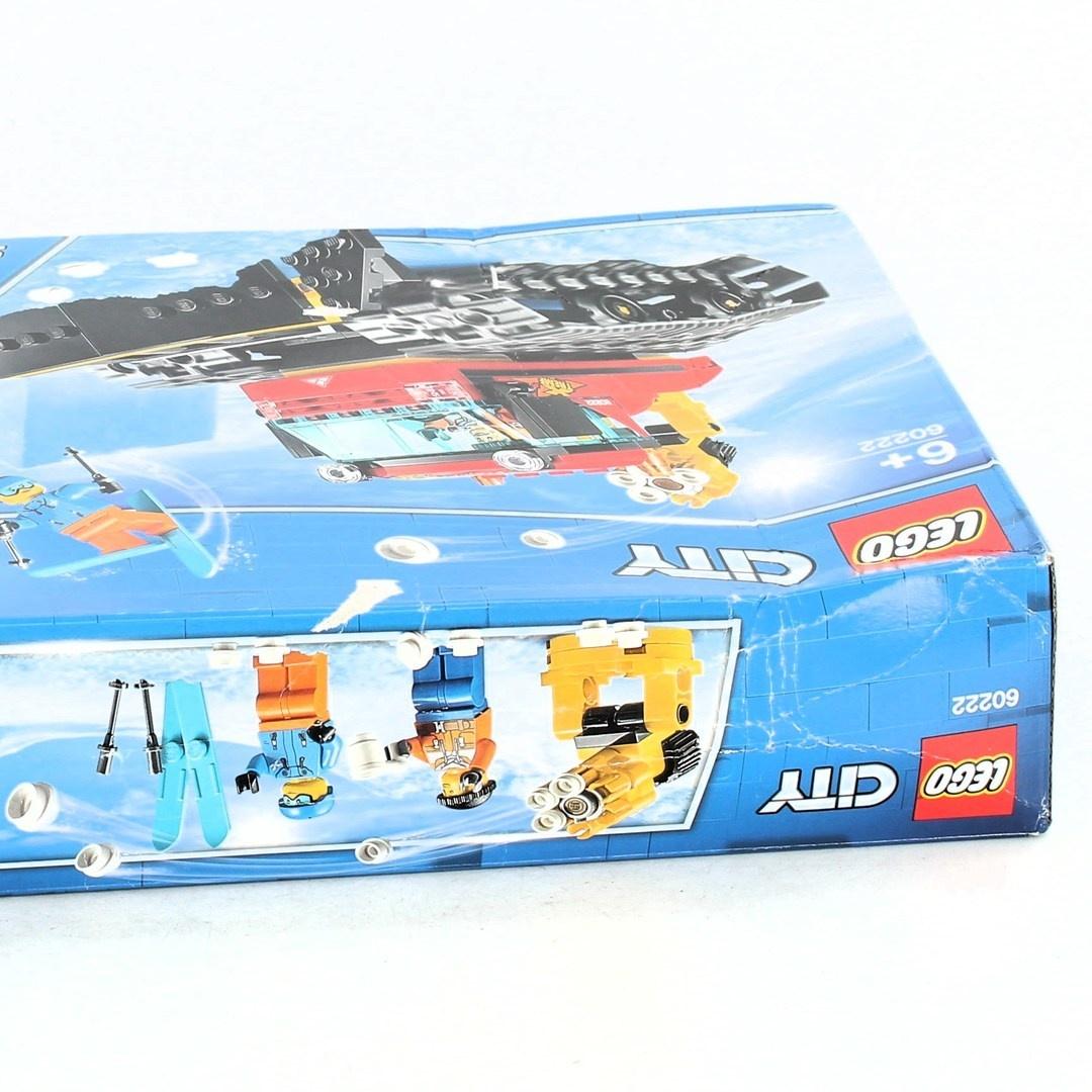 Stavebnice Lego City 60222