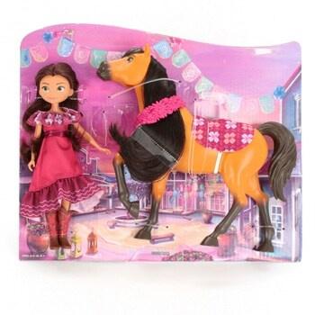 Panenka a kůň Mattel GXF63