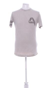 Pánské tričko Cycle šedé barvy