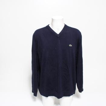 Pánský pulovr Lacoste výstřih V XXXL