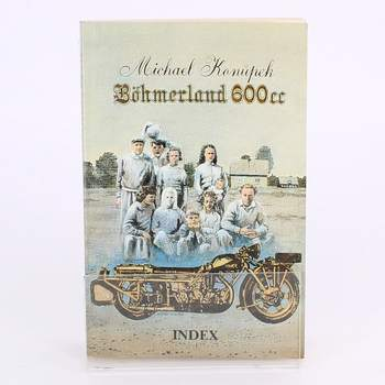 Kniha Bohmerland 600 cc ...