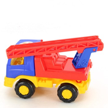 Auto s žebříkem Wader plastové
