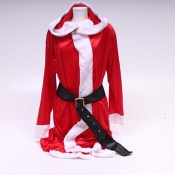 Karnevalový kostým Santa pro dívky