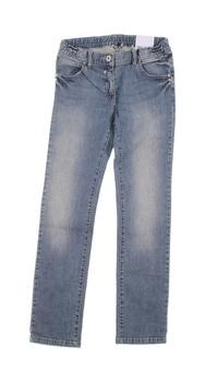 Dětské džíny Geox modré barvy