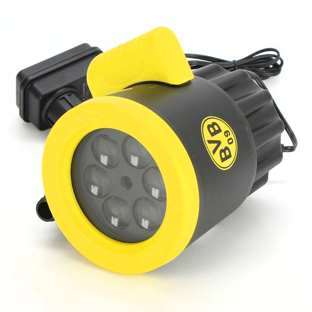 Logo světelný projektor Borussia Dortmund