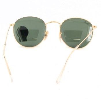 Sluneční brýle Ray.Ban Round Metal RB3447
