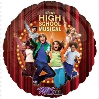 Fóliový balonek Disney High School Musical