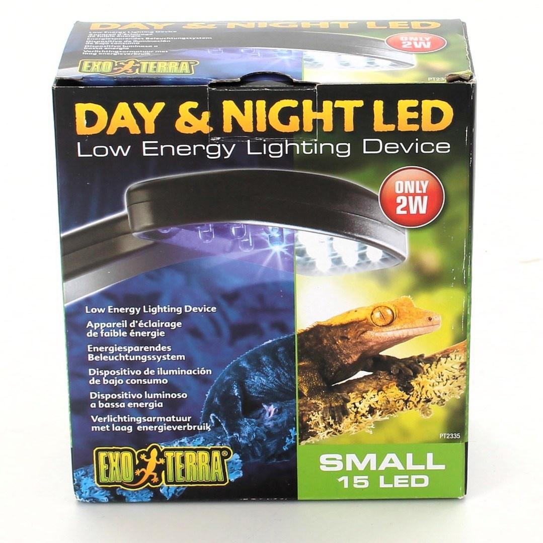 UV lampa Exo Terra PT2365 na škorpióny