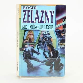 Kniha Mé jméno je legie Roger Zelazny