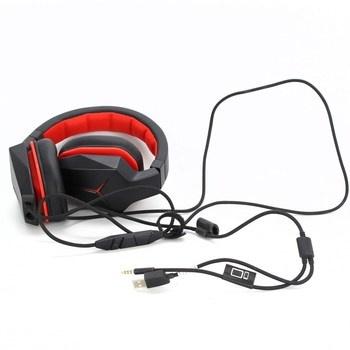 Sluchátka na uši Lenovo Y Gaming