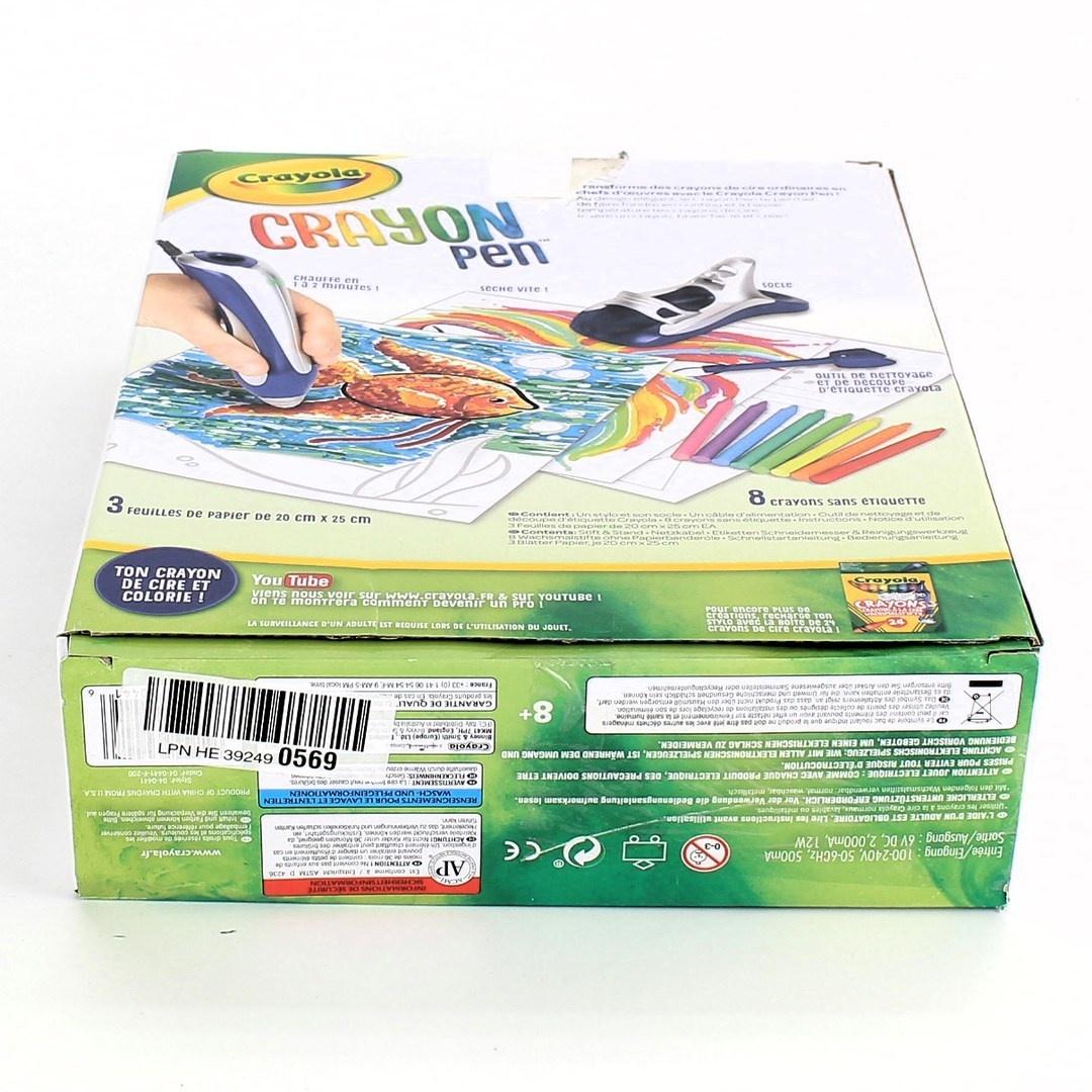 Kreativní sada Crayola Ultimelt pen