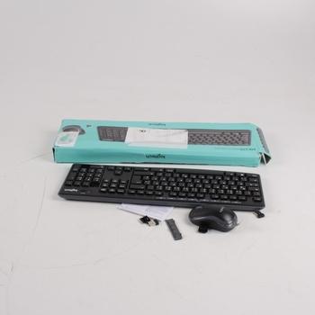 Bezdrátová klávesnice Logitech MK270