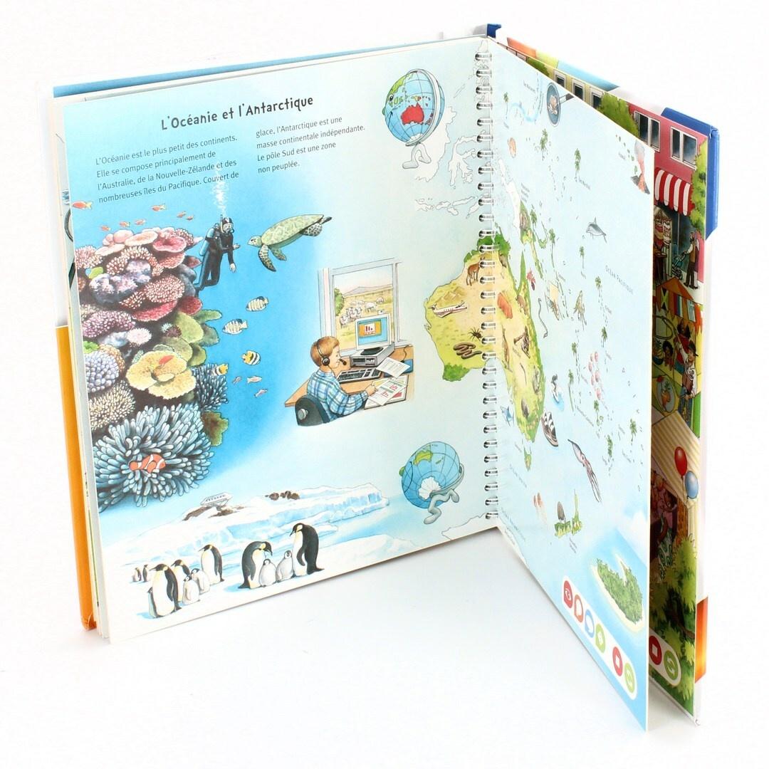 Kreativní hračka Ravensburger Atlas