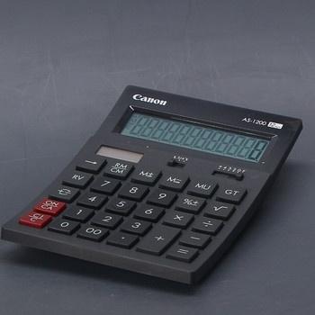 Stolní kalkulačka Canon AS-1200