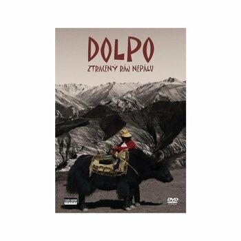 DVD film Dolpo - Ztracený ráj Nepálu