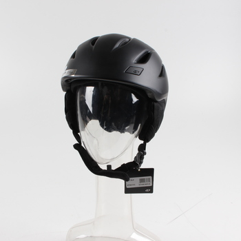 Cyklistická helma Giro Nine černá
