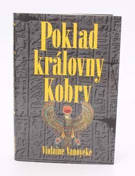 Kniha Violaine Vanoyeke: Poklad královny Kobry
