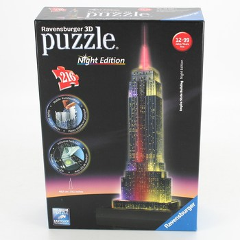 Puzzle Ravensburger Empire State Building