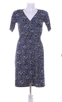 Dámské letní šaty H&M modré