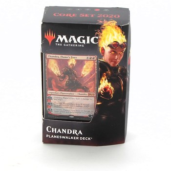 Karetní hra Magic Chandra