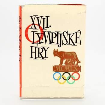 Kniha XVII. olympijské hry