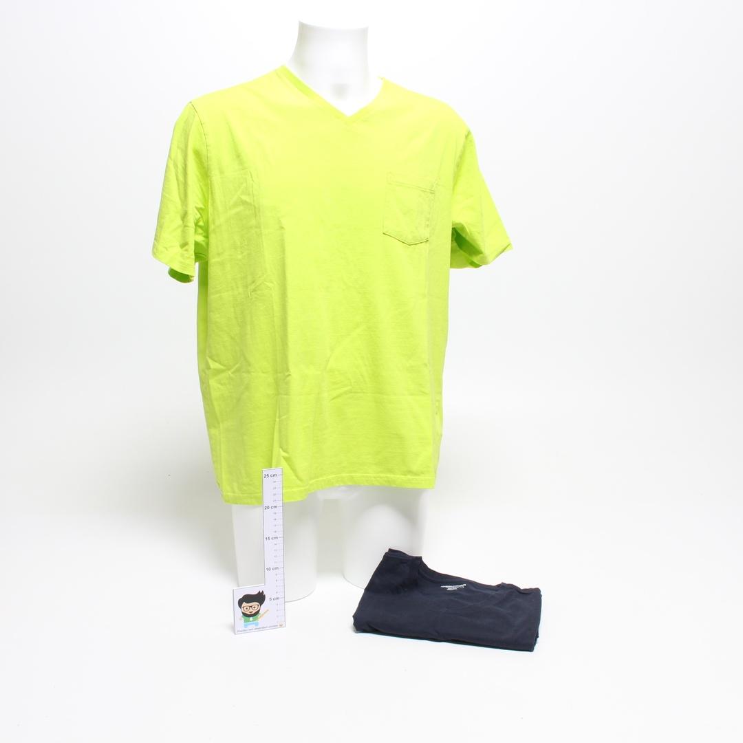 Trička Amazon essentials AE1813052 2 kusy