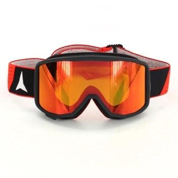 Lyžařské brýle Atomic AN5105654 červené