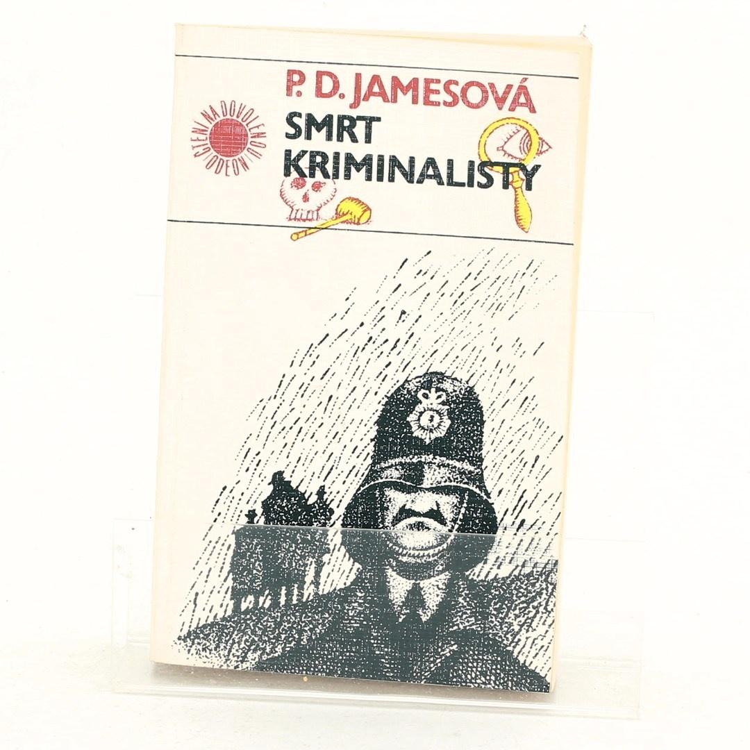 Phyllis Dorothy James: Smrt kriminalisty