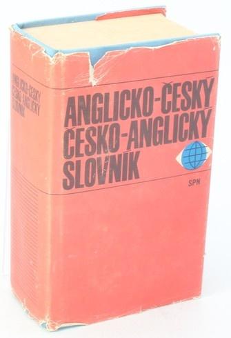 Kniha Anglicko-český, Česko-anglický slovník