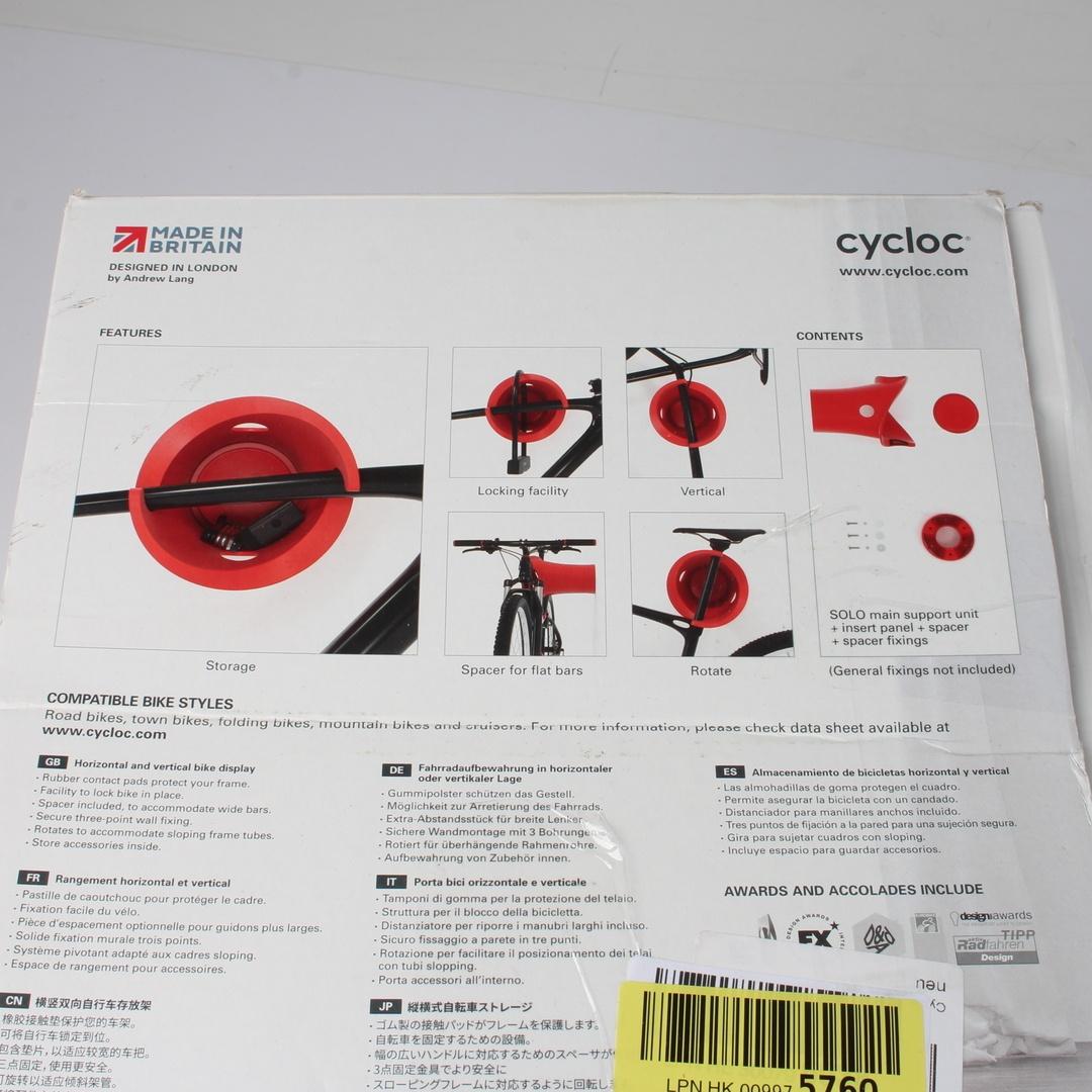 Držák na pověšení koly Cycloc