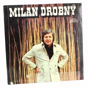 Gramofonová deska Milan Drobný