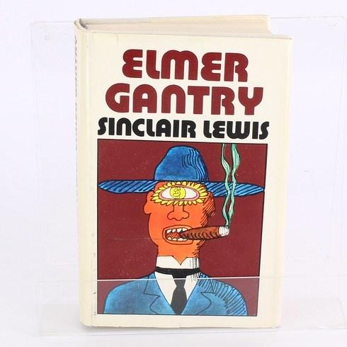 Kniha Sinclair Lewis: Elmer Gantry