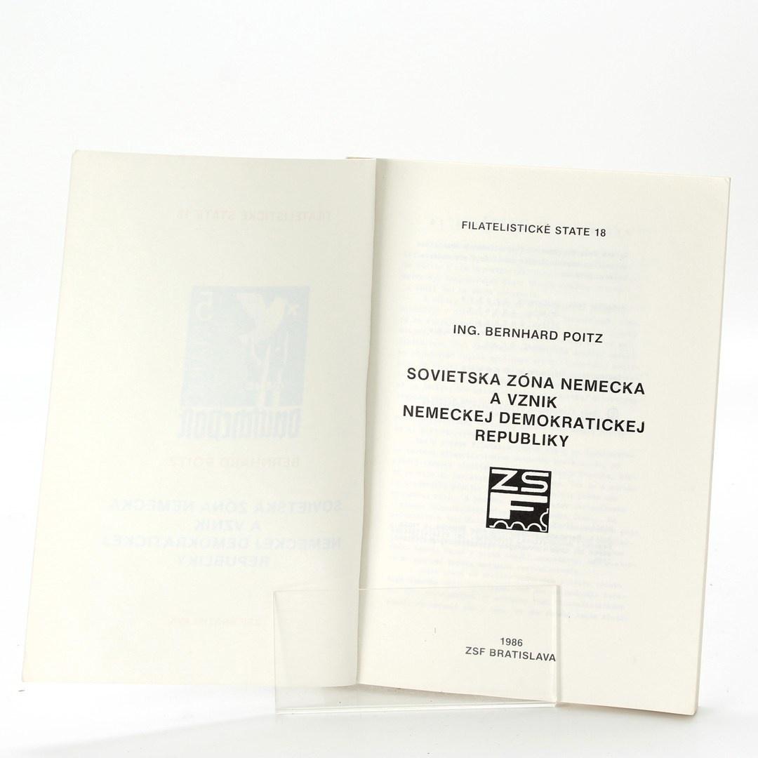 Bernhard Poitz: Sovetská zona Nemecka
