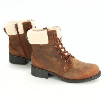 Dámské kotníčkové boty Clarks Orinoco