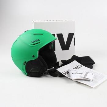 Dětská helma Uvex D-90766 zelená