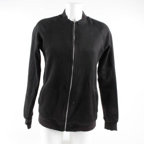 Dámská mikina Livergy černá - bazar  fed9c04e480