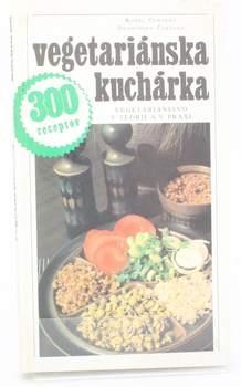 K. Červený, D. Červená: Vegetariánská kuchárka