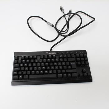 Multimediální klávesnice Corsair K65 LUX RGB
