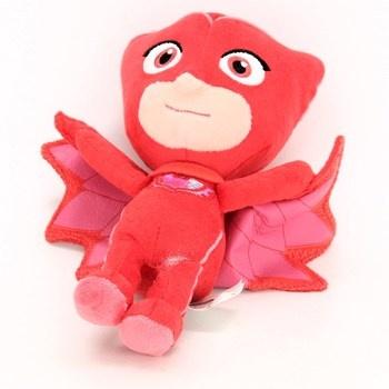 Plyšák Simba PJ Masks červený