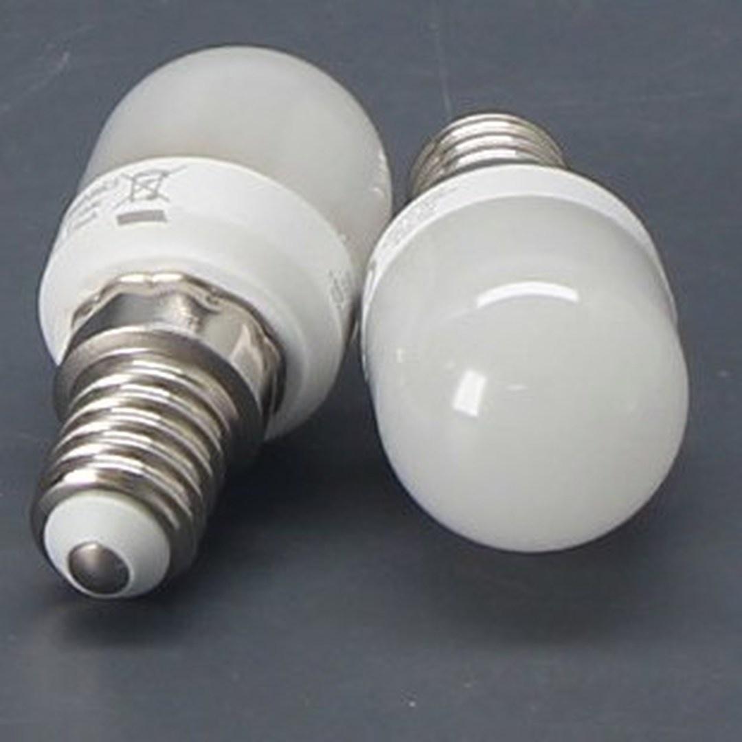 LED žárovky AmazonBasics T25 E14 1,7W