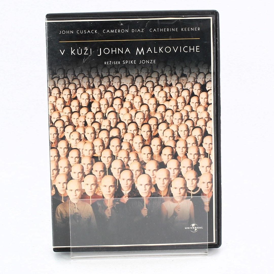 DVD film V kůži Johna Malkoviche