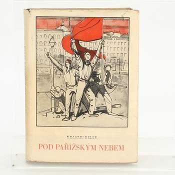 Kniha Pod pařížským nebem - Krastju Belev