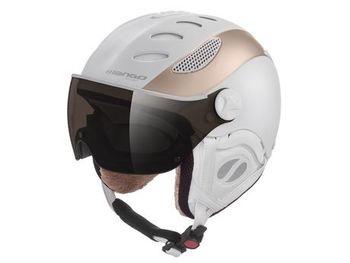 Lyžařská helma Mango Cusna Pro bílá/prosecco
