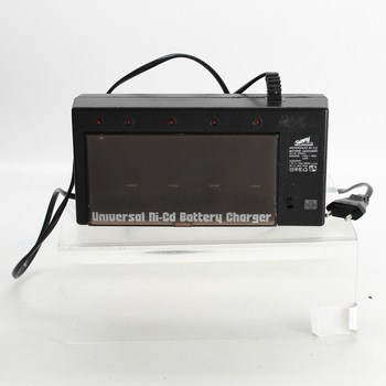 Nabíječka baterií GS MW398GS