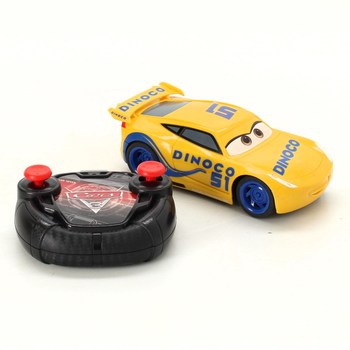 Auto na dálkové ovládání Disney Dinoco 51