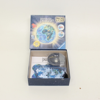 Puzzle Ravensburger 11844 Earth in The Night